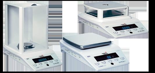 LS laboraty scales range