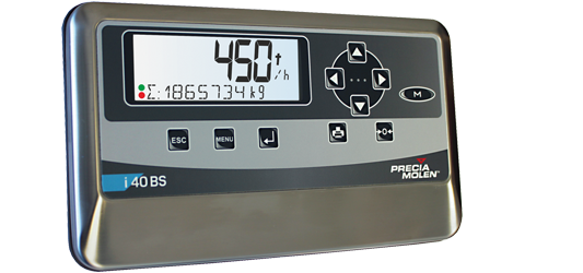 i40BS - continuous weighing